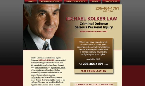 Michael Kolker Law