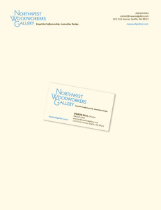 NWG Stationery and Business Card