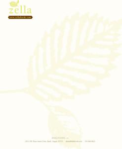 Zella-Letterhead