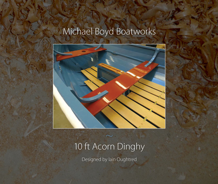 Michael Boyd Boatworks Cover