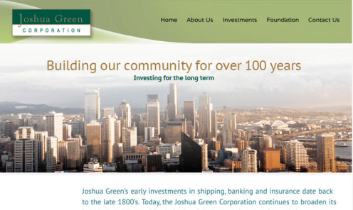 Joshua Green Corporation