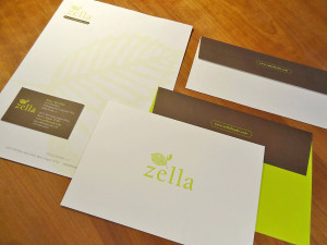 Zella Stationery