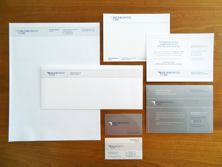 Brodkowitz Stationery