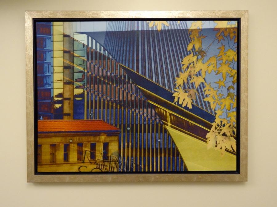 Joshua Green Building Gallery Showpiece