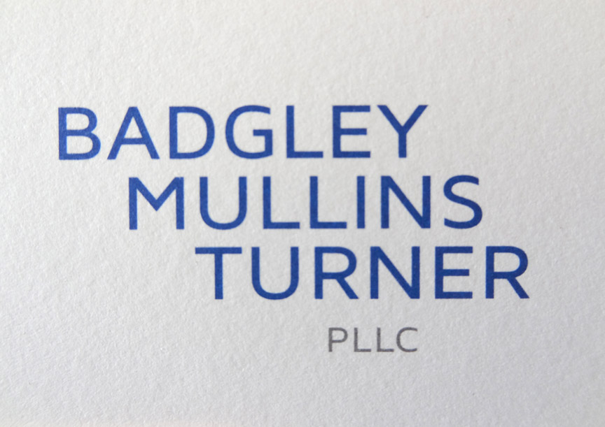 Badgley Mullins Turner pllc