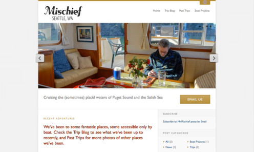 mvMischief Website
